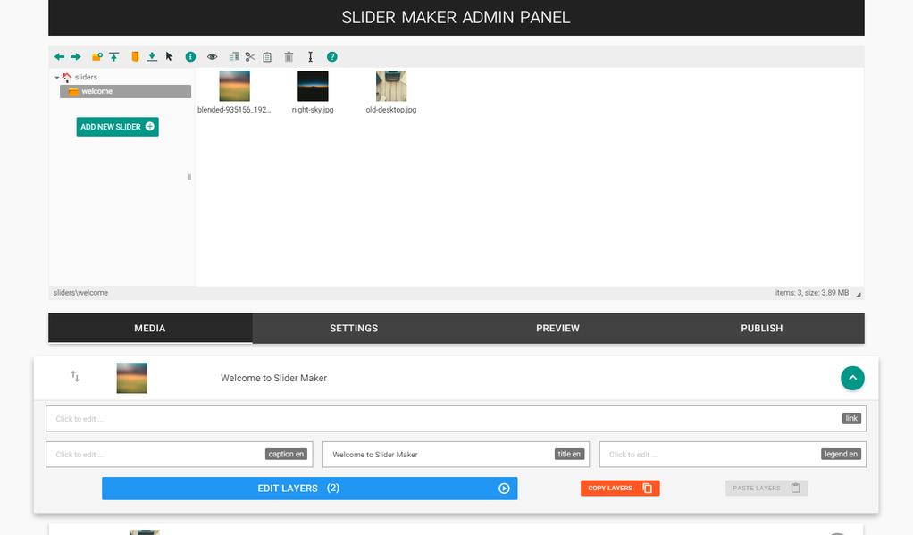 Slider Maker Screenshot 3