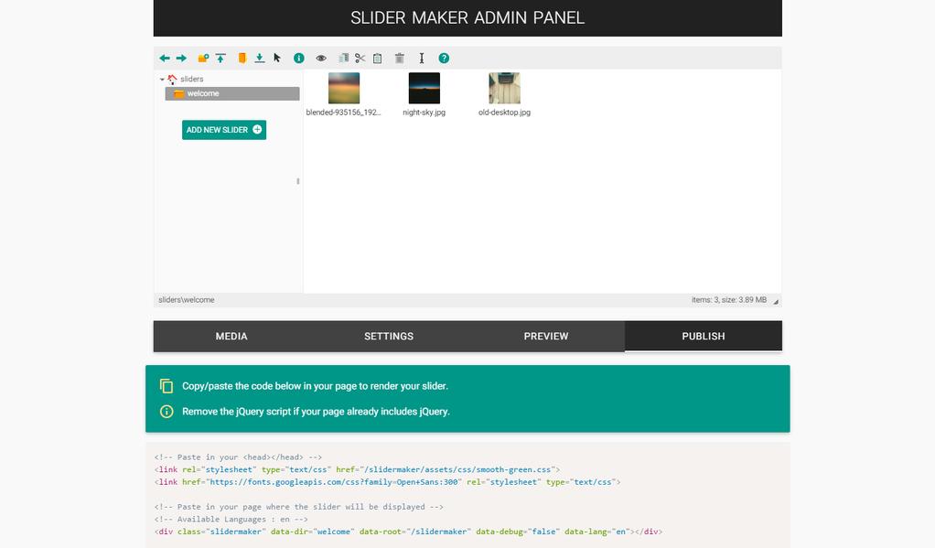 Slider Maker Screenshot 5