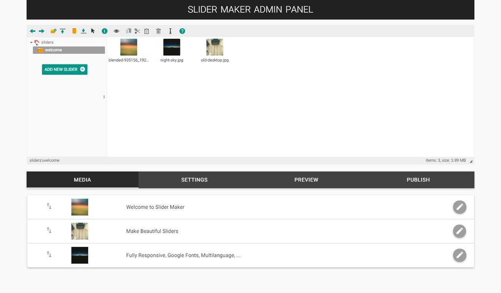 Slider Maker Screenshot 2