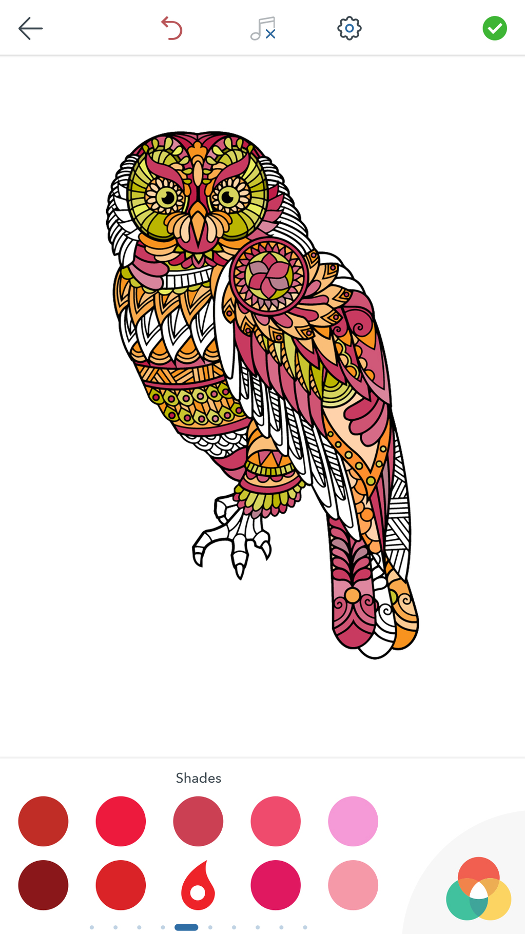 Animal Coloring Pages Screenshot 4