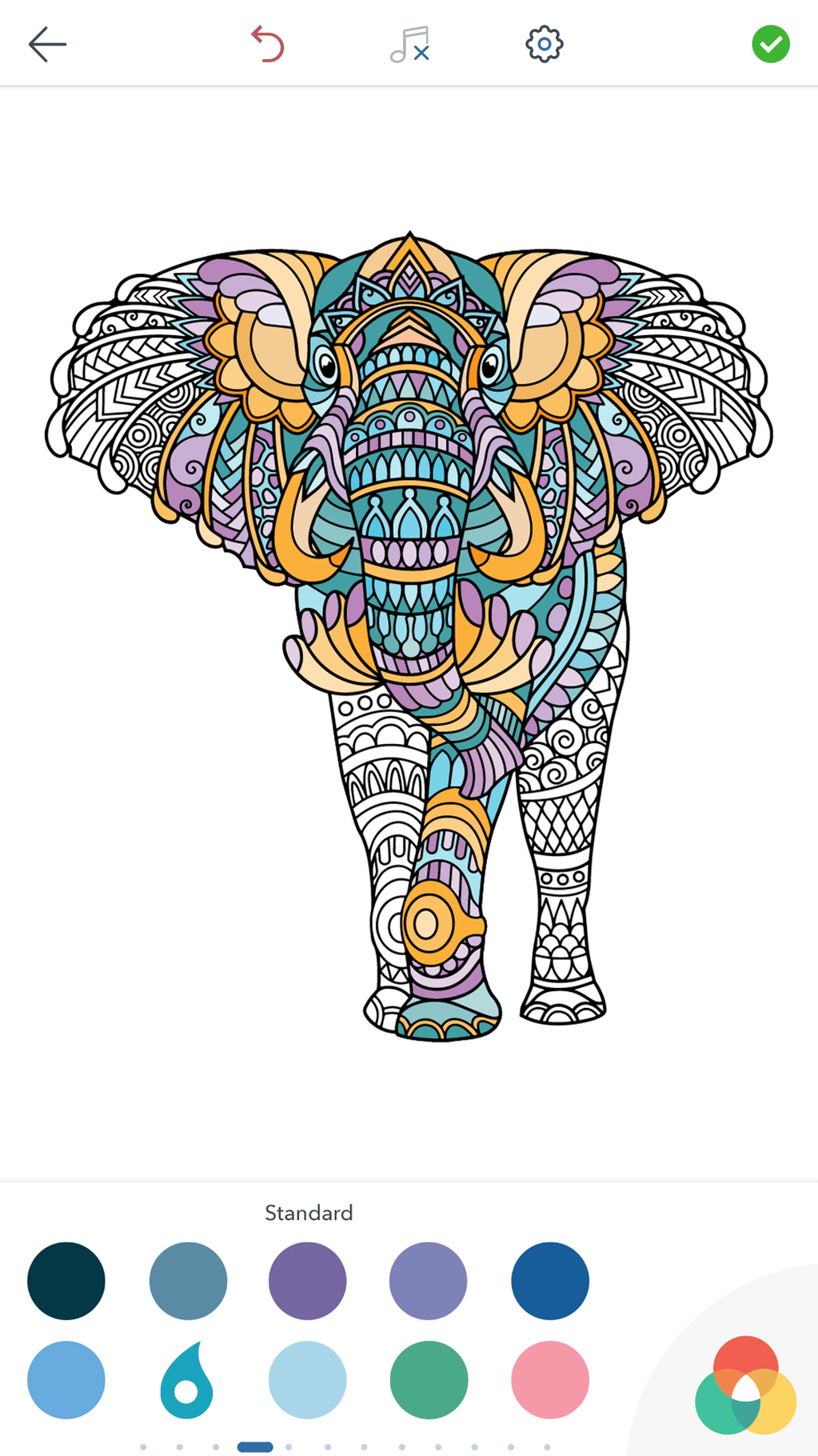 Animal Coloring Pages Screenshot 6