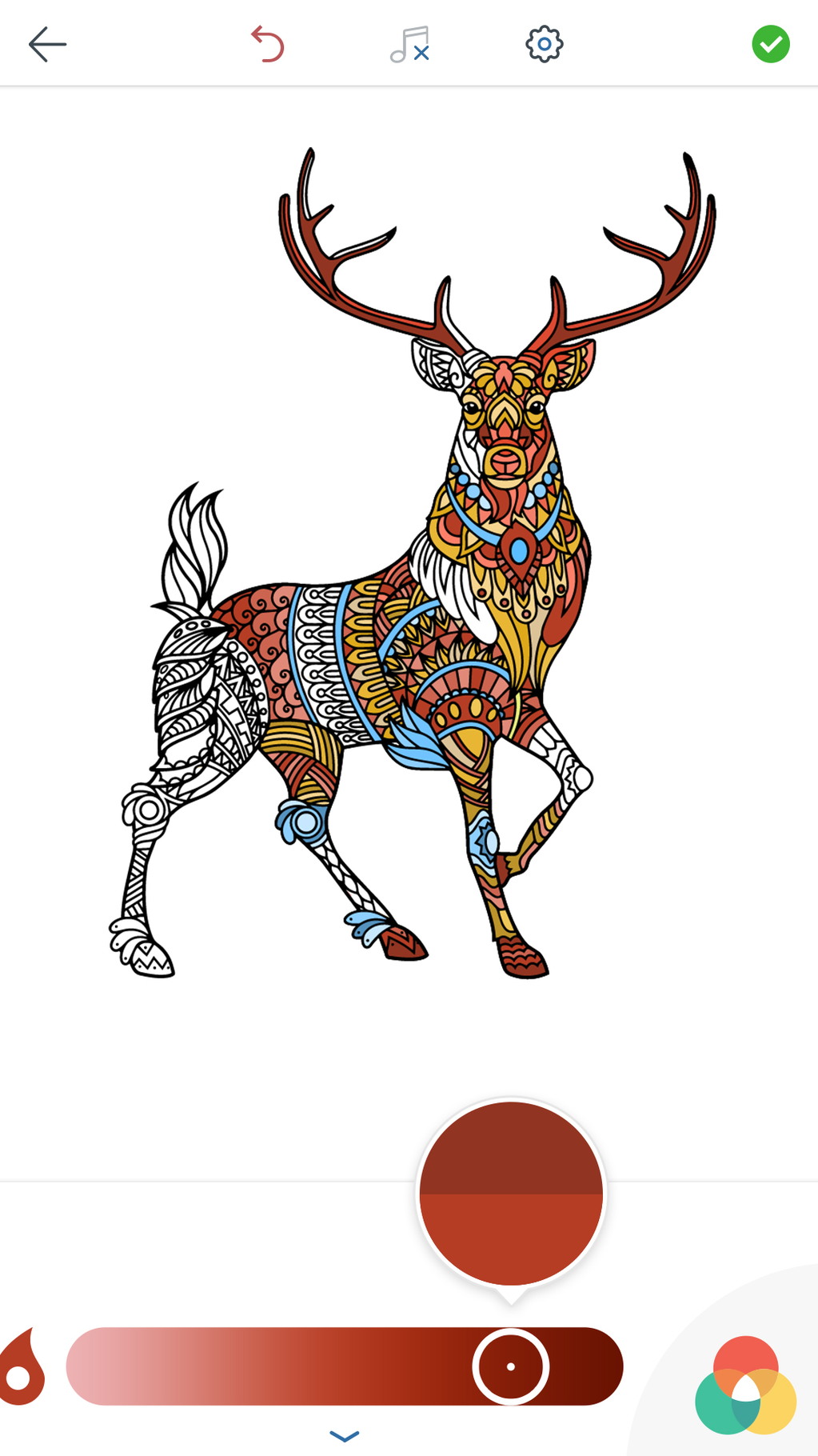Animal Coloring Pages Screenshot 3