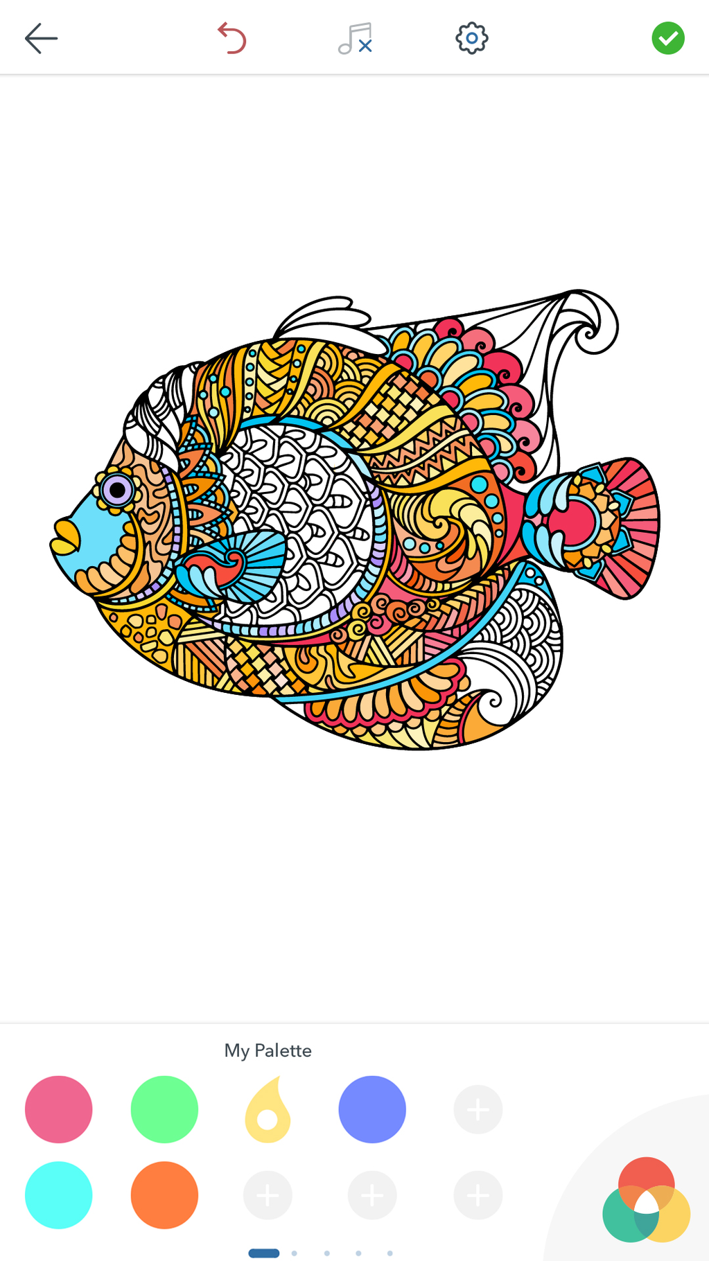 Animal Coloring Pages Screenshot 5