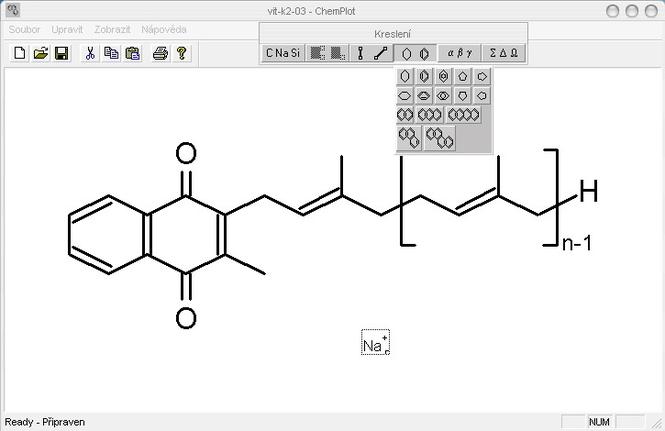 ChemPlot Screenshot 3
