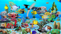 Blue Ocean Aquarium Wallpaper 4