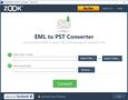 ZOOK EML to PST Converter 1