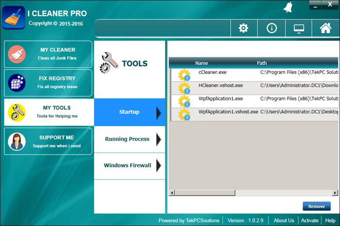 iCleaner Pro Screenshot 4