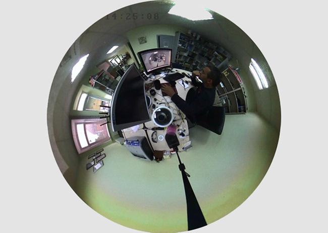 Spherical Panorama 360 Video Publisher Software Screenshot 2