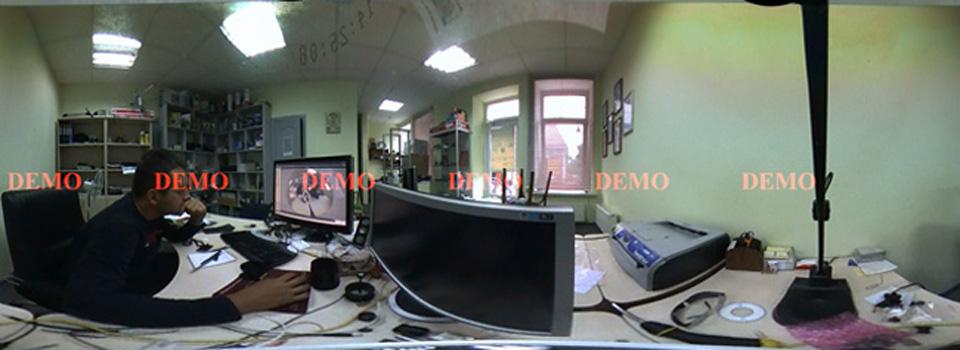 Spherical Panorama 360 Video Publisher Software Screenshot 3