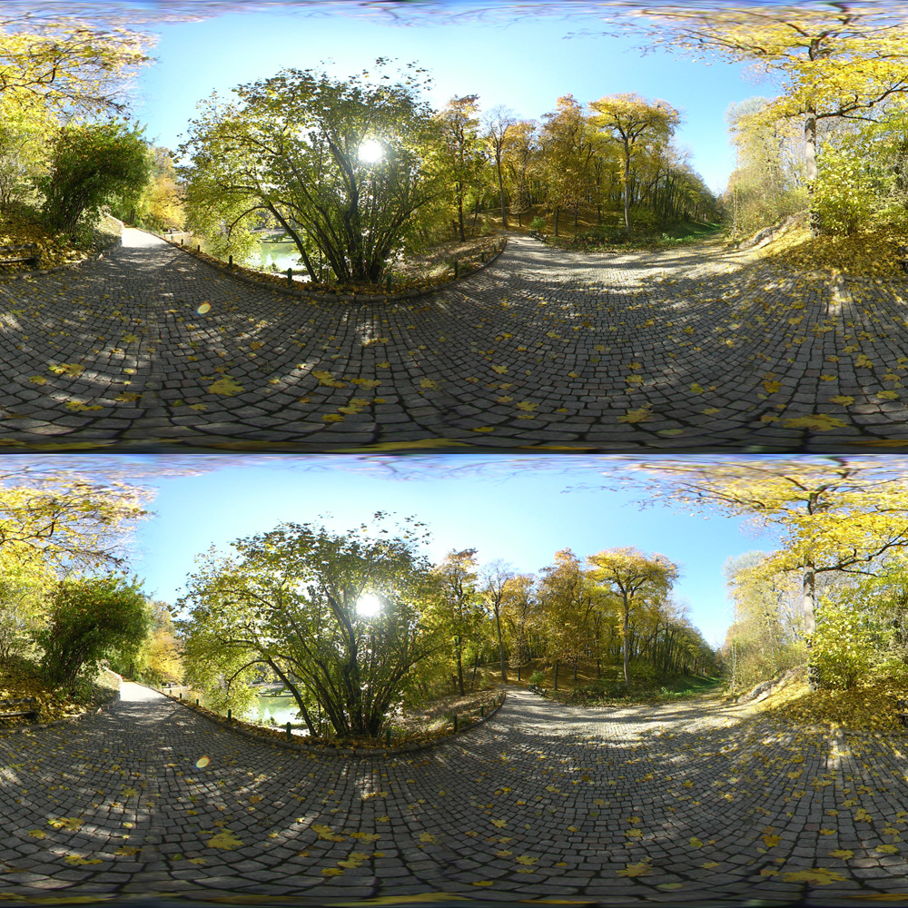 Spherical Panorama 3D Still Stereo Converter Screenshot 3
