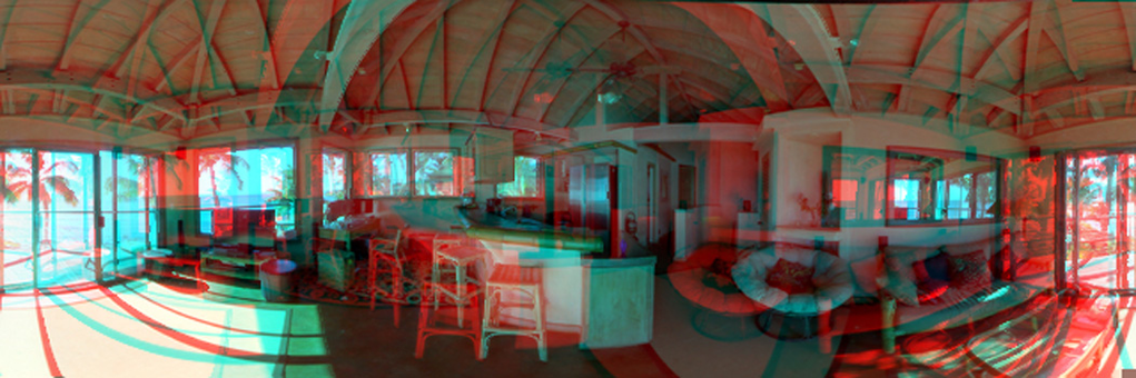 Spherical Panorama 3D Still Stereo Converter Screenshot 2