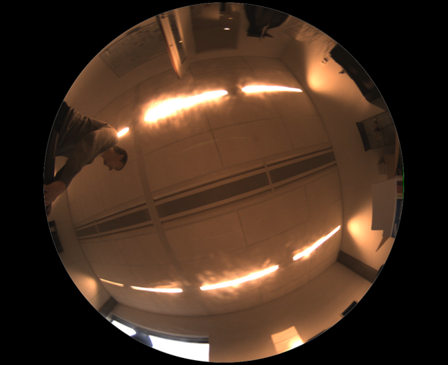 Spherical Panorama Polar Fisheye Converter Screenshot 2
