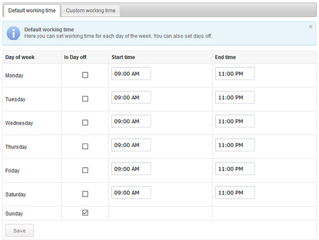 Service Booking Script Screenshot 8