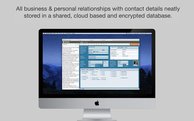 SpinOffice CRM Screenshot 5