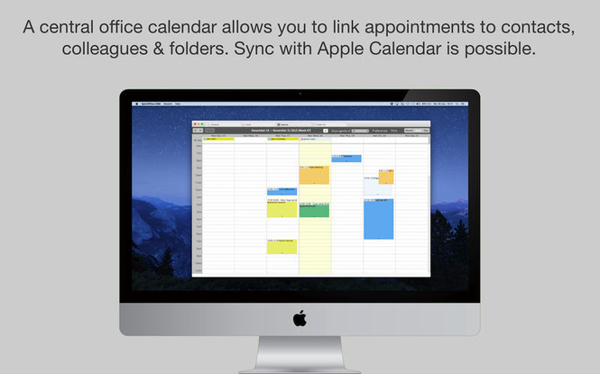 SpinOffice CRM Screenshot 2