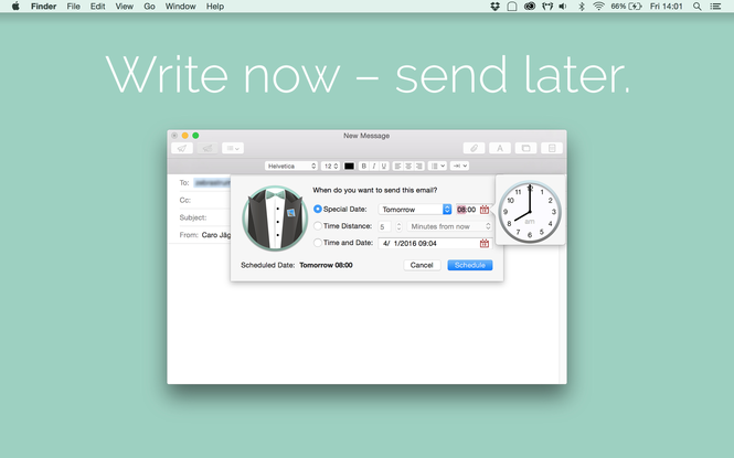 MailButler Screenshot