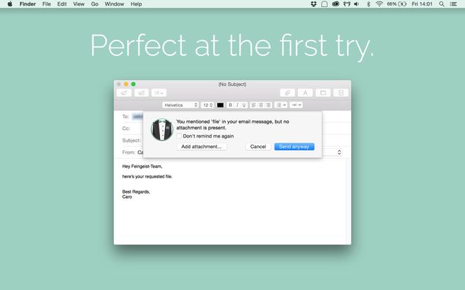 MailButler Screenshot 3