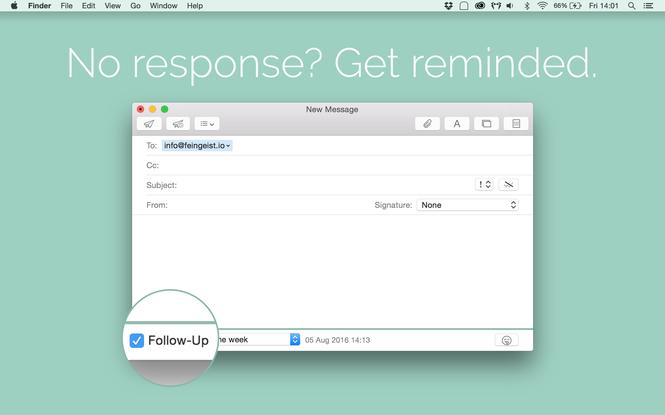 MailButler Screenshot 4