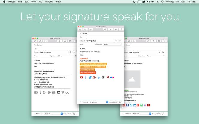 MailButler Screenshot 5