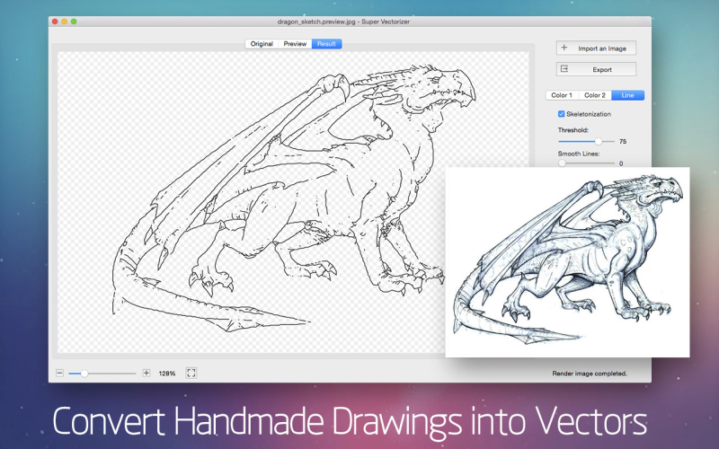 Super Vectorizer 2 for Mac Screenshot 3