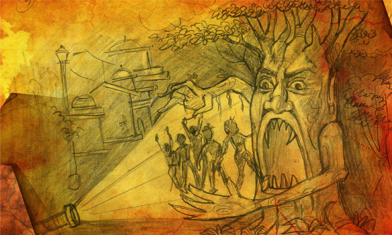 Halloween Escape Games 2016 Screenshot 2