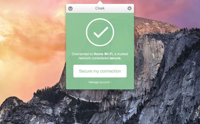 Cloak Screenshot 5