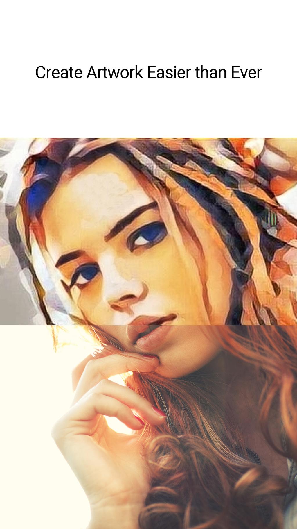 Picas - Photo Artwork Editor Screenshot 1