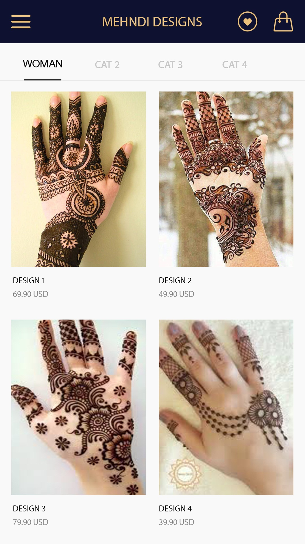 Mehndi Designs 2016 Screenshot
