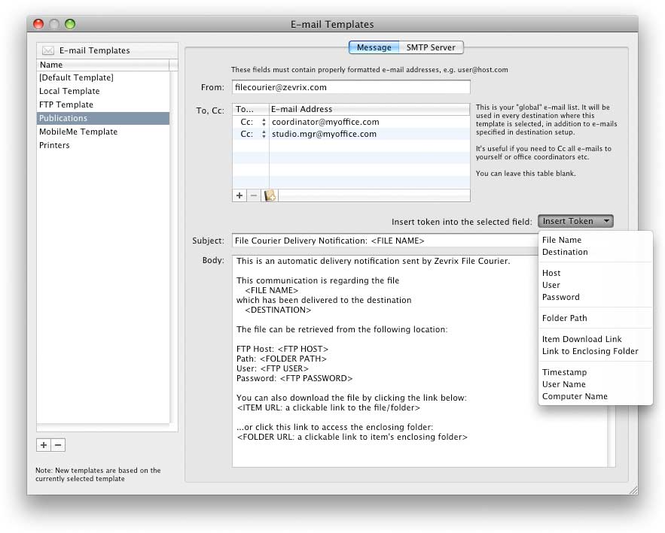 Deliver Screenshot 3