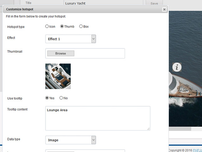 Interactive Image Gallery Screenshot 6