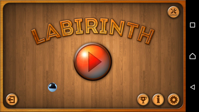 Labirinth Screenshot