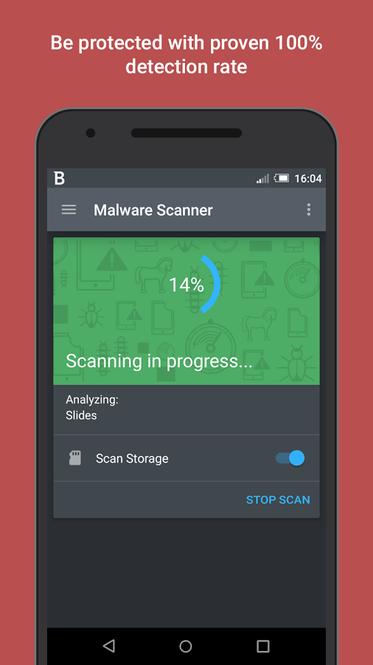 Bitdefender Mobile Security Screenshot 9