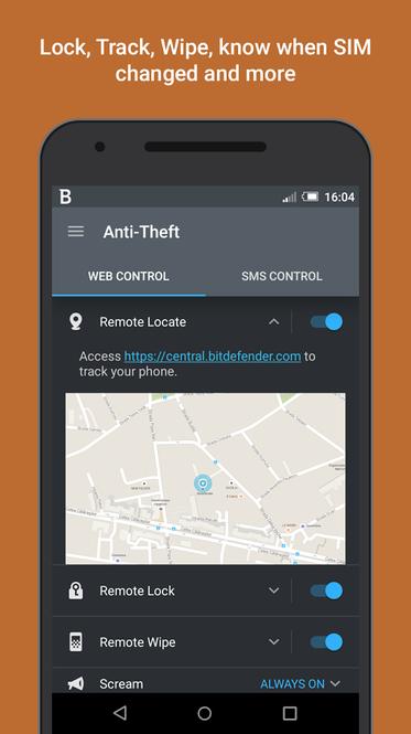 Bitdefender Mobile Security Screenshot 6