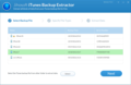 Free iTunes Backup Extractor 1