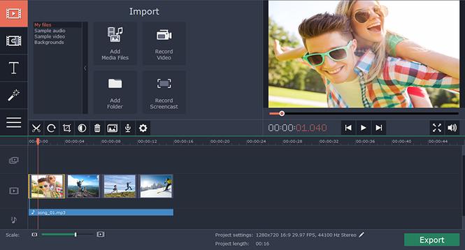 Movavi Screen Capture Studio for Mac Screenshot 3