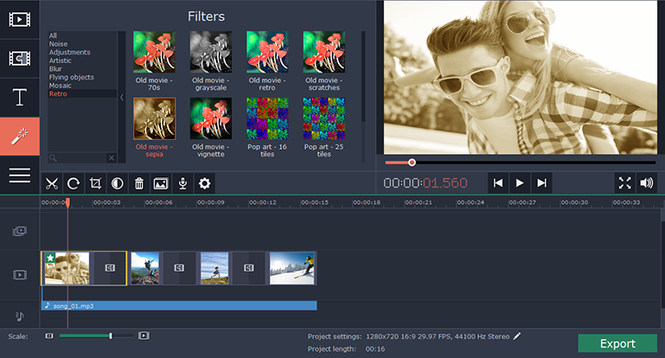 Movavi Screen Capture Studio for Mac Screenshot 2