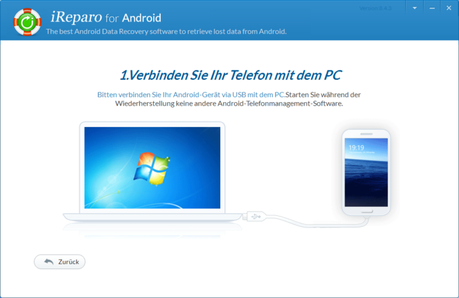 Jihosoft Android Phone Recovery Screenshot 2