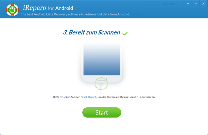 Jihosoft Android Phone Recovery Screenshot 3