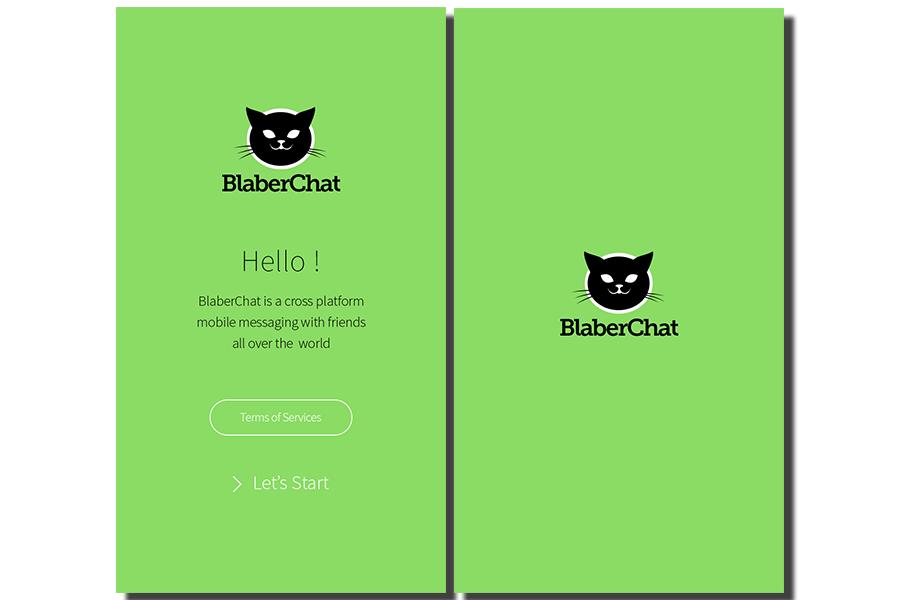 WhatsApp Clone Script - BlaberChat Screenshot 3