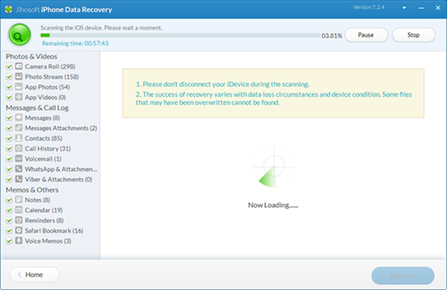 jihosoft iphone data recovery keygen