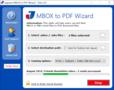 Jagware MBOX to PDF Wizard 2
