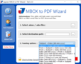 Jagware MBOX to PDF Wizard 1