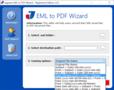 Jagware EML to PDF Wizard 1