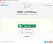 MBOX to PST Converter 3