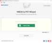MBOX to PST Converter 1