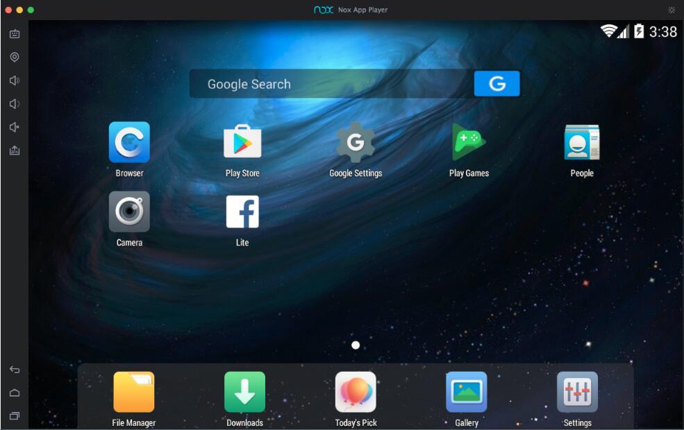 Nox App Player for Mac Screenshot 2