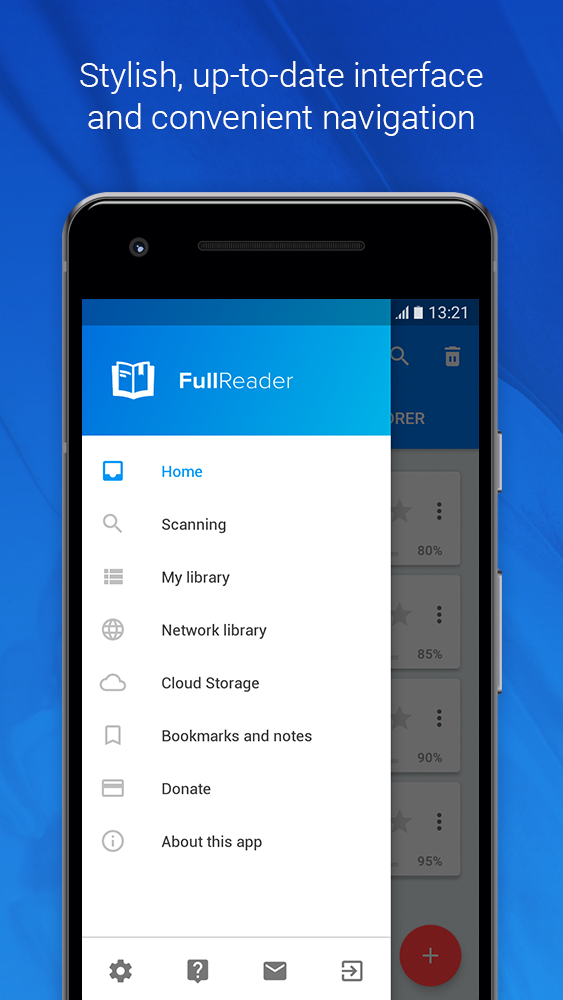 FullReader Screenshot