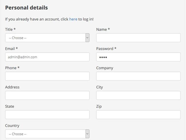 Class Scheduling System Screenshot 4