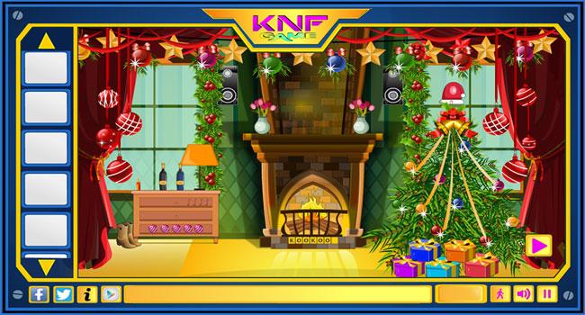 Can You Escape X-Mas Gift Room Screenshot 3