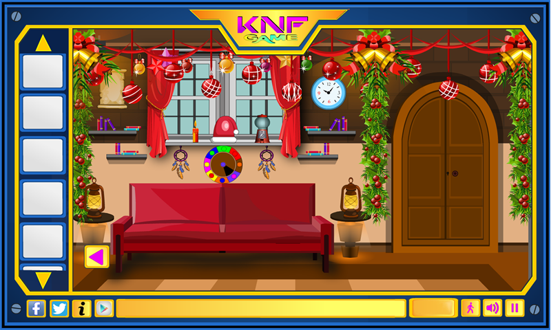 Can You Escape X-Mas Gift Room Screenshot